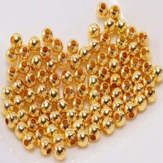 METAL HEART BEADS 10 PACK £1.50